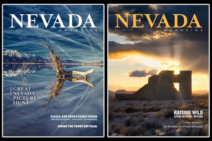 Nevada Magazine Issues